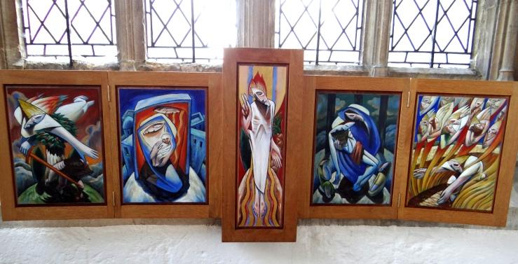 Wilcote altarpiece