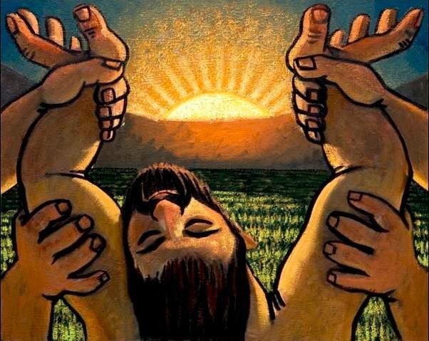 Community of Prayer by Wayne Forte