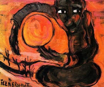 Sun Catcher by Frans Claerhout