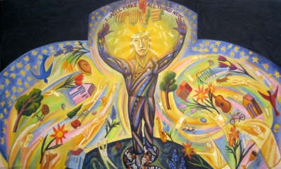 new heaven and new earth – Art & Theology