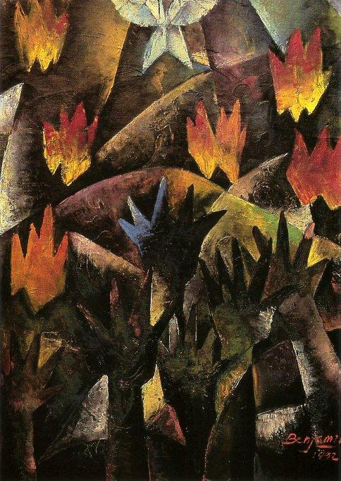 Pentecost by Benyamin