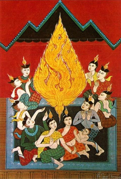 Pentecost by Sawai Chinnawong