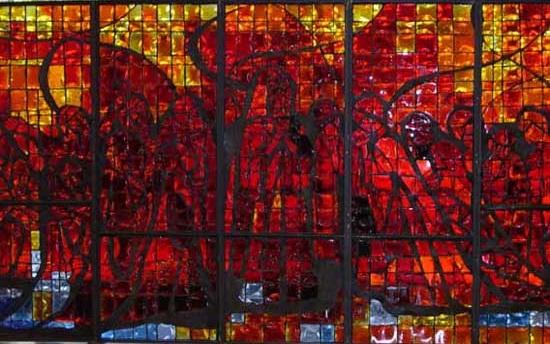 Pentecost by Keiko Miura