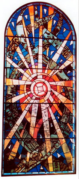 Resurrection Window by James Watson