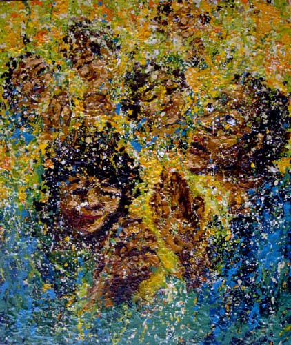 Pentecost by Ni Ketut Ayu Sri Wardani