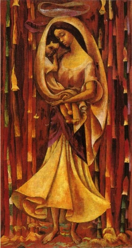 Madonna and Child (Philippines)