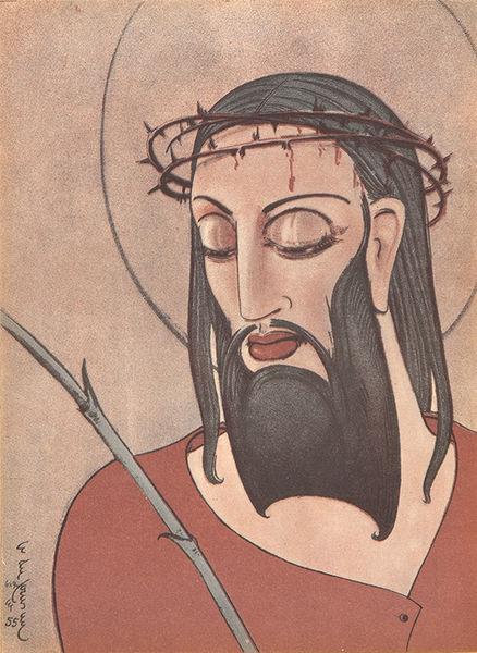 Ecce Homo by Angelo da Fonseca