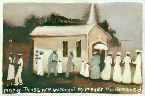 Wrought by Prayer by Bill Hemmerling