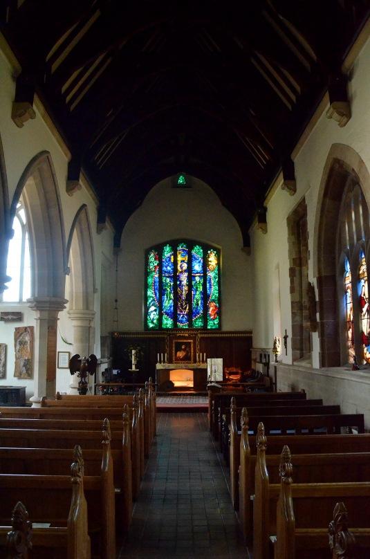 St. John's Chapel, Lichfield