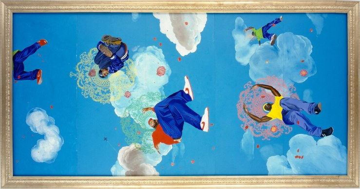 Go by Kehinde Wiley