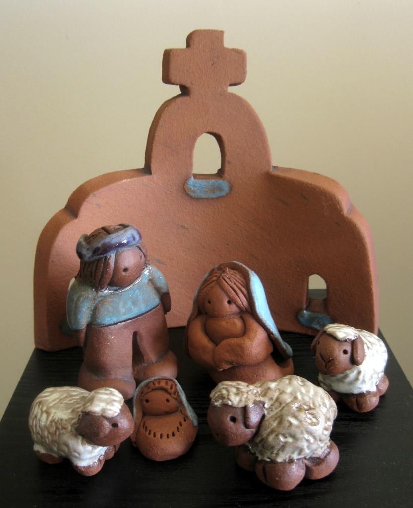 Nativity by Barbara Boyd