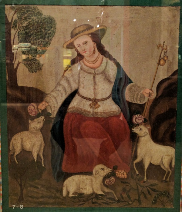 Mary as Divine Shepherdess