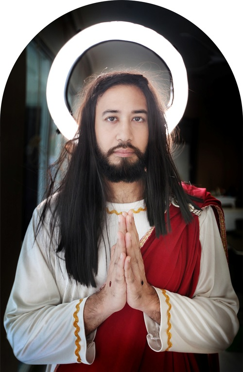 Standard Portrait of Jesus