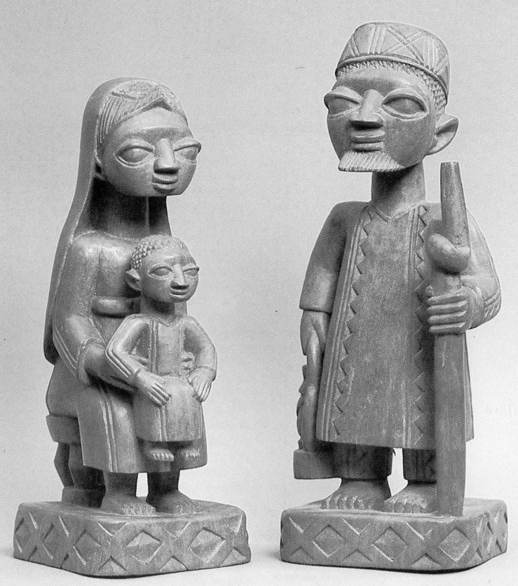 Nativity group by Joseph Agbana