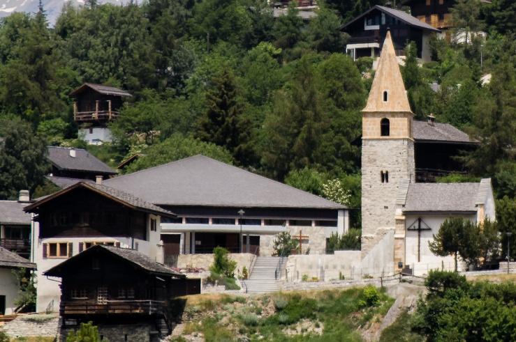 New Church of Vercorin
