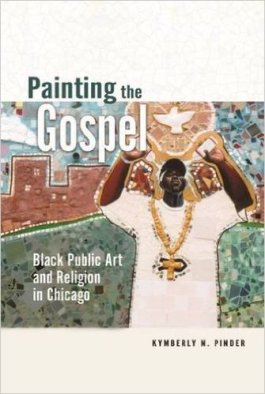 Painting the Gospel book cover