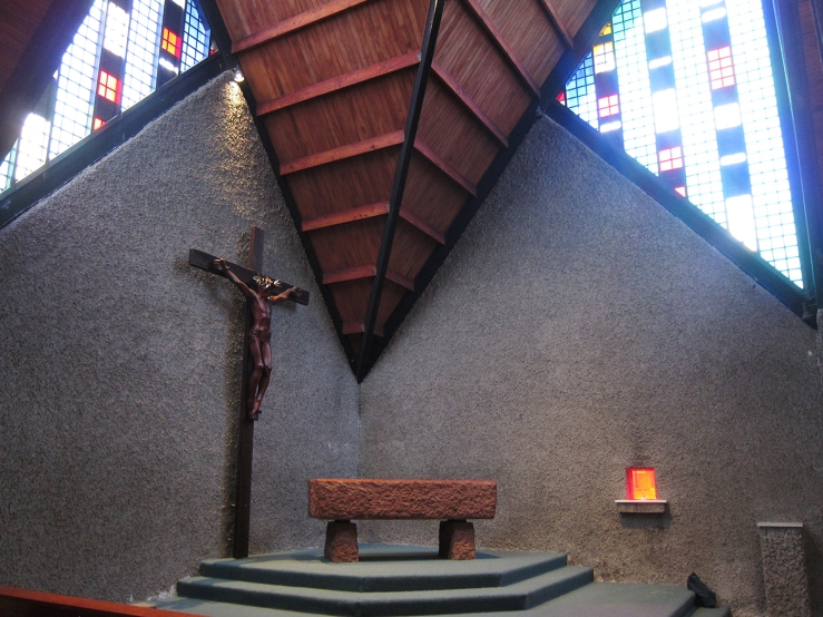Futuna Chapel, Wellington, New Zealand