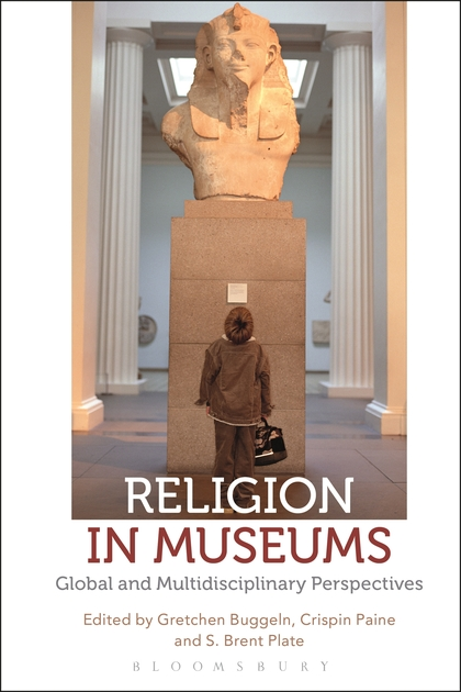 Religion in Museums (book cover)