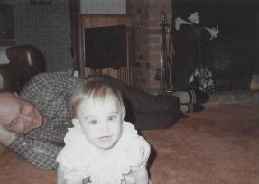 Me and Pop-Pop, 1989.