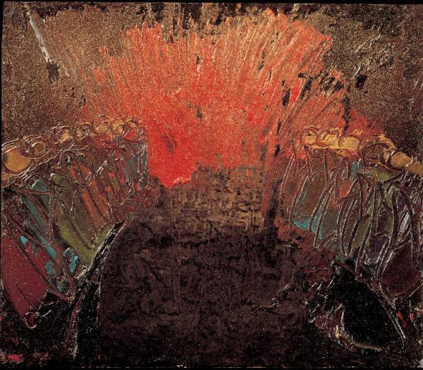 Pentecost by William Congdon