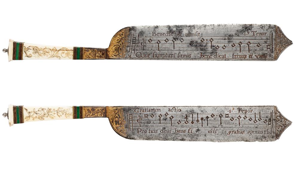 Notation Knife