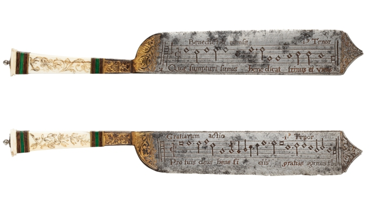 Notation Knife