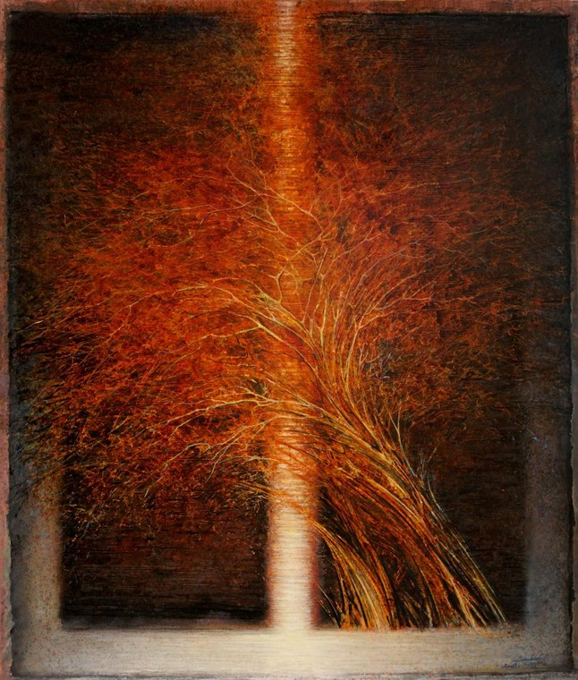 Mustard Seed by Imre Szakacs