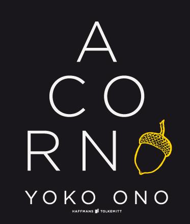 Acorn by Yoko Ono