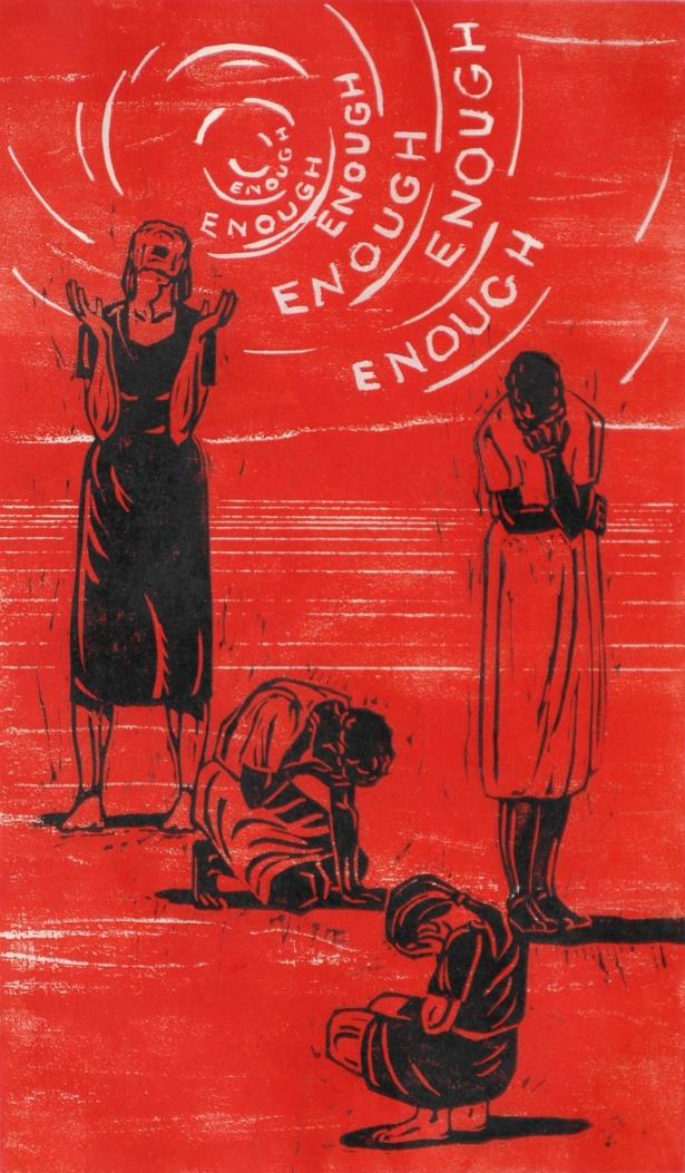 ENOUGH by Margaret Adams Parker