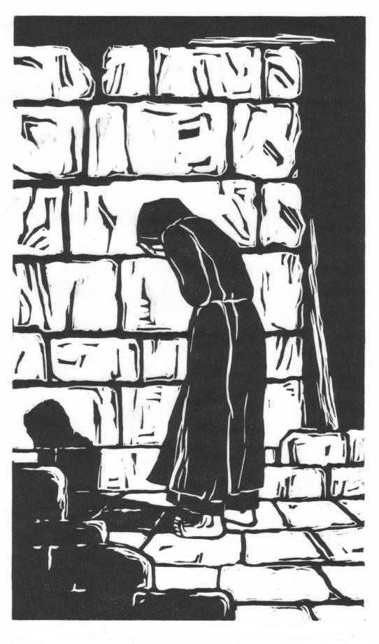 Lamentations 1 by Margaret Adams Parker