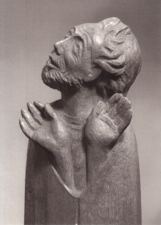 The Believer by Ernst Barlach