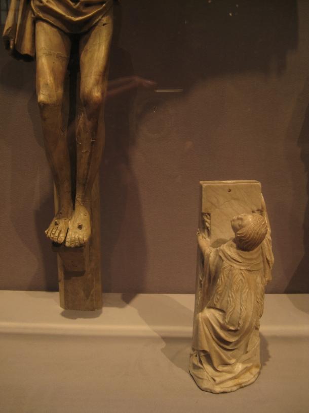Mary Magdalene at Foot of Cross