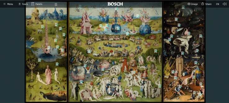Interactive Bosch