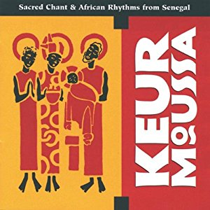 Keur Moussa CD cover