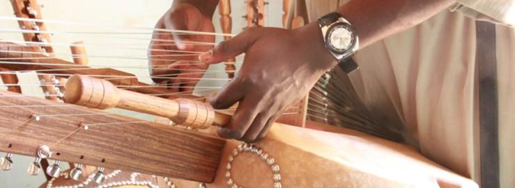 Kora instrument