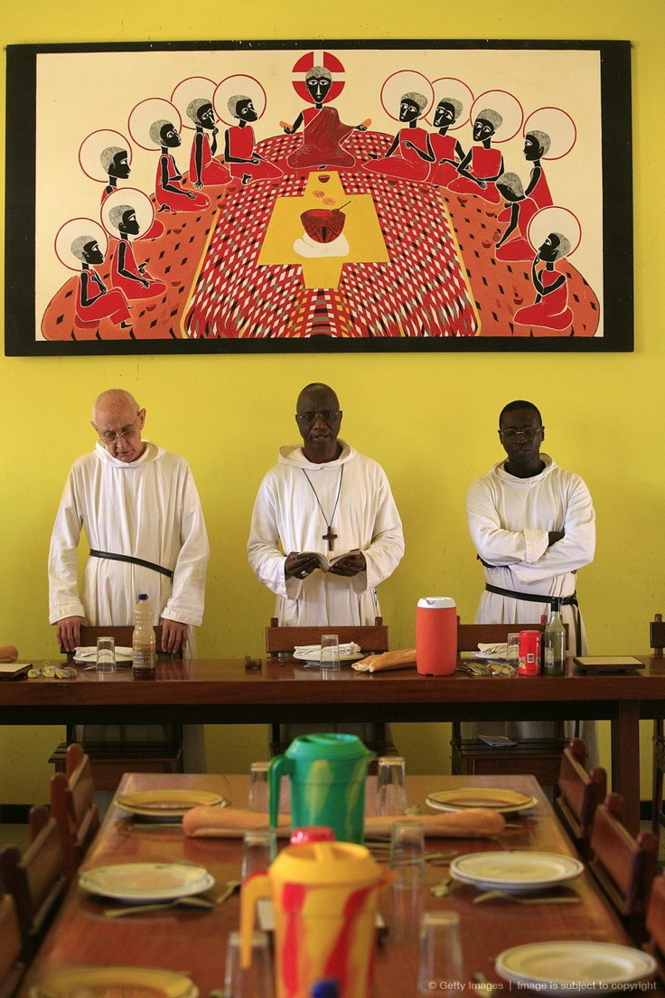 Last Supper (Keur Moussa)