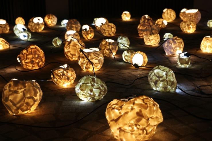 Light the Well installation