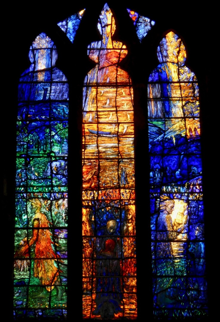 Reconciliation Window by Thomas Denny