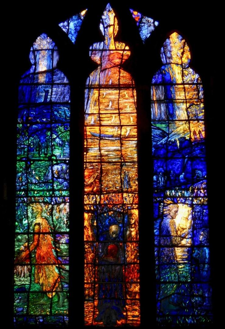 Reconciliation Window by Thomas Denny