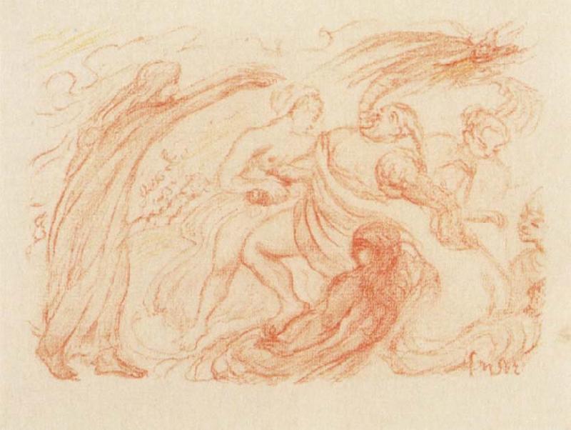 Christ Exorcising the Evil Spirit by James Ensor