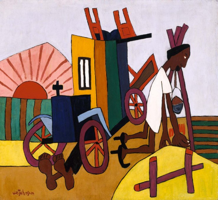 The Breakdown by William H. Johnson