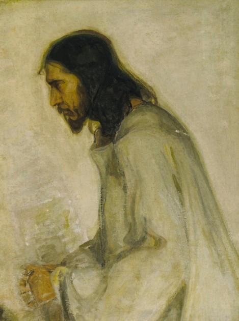 Tanner, Henry Ossawa_The Savior