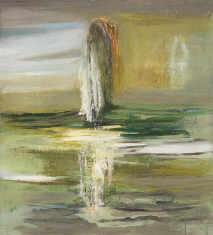 Jesus on the Shore by Maja Lisa Engelhardt
