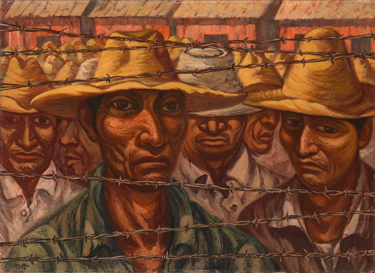 Braceros by Domingo Ulloa