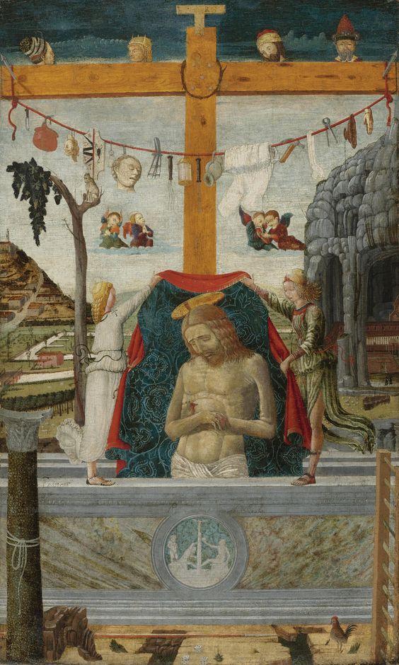 Imago Pietatis by Francesco Benaglio