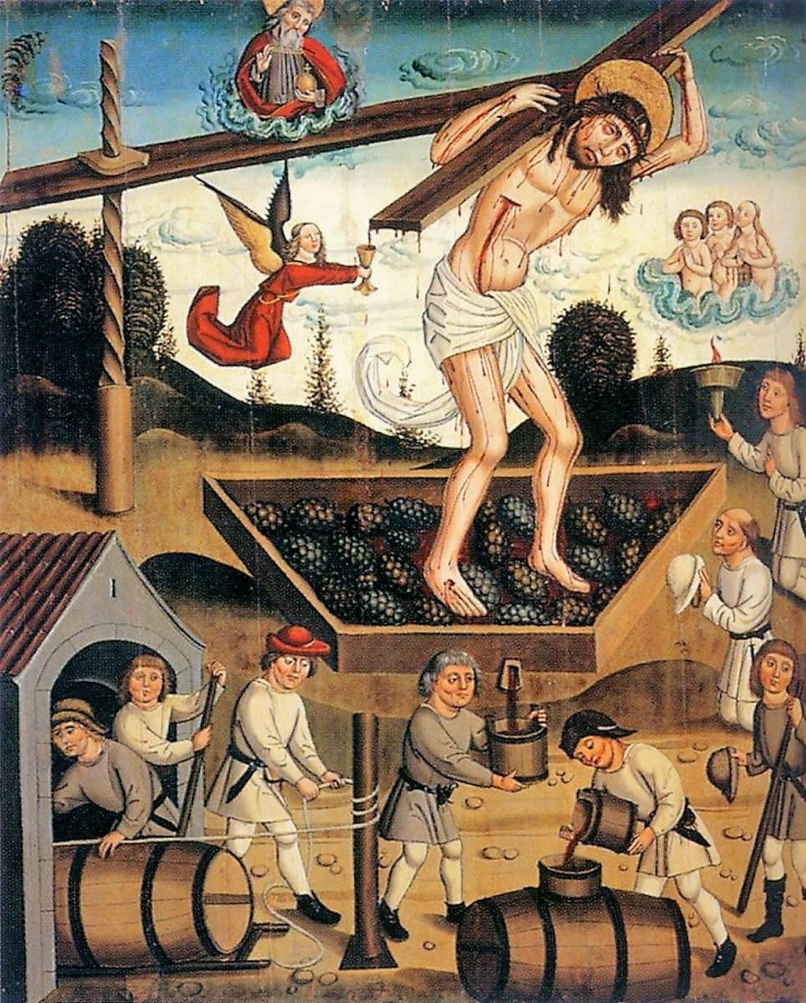 Christ in the Winepress