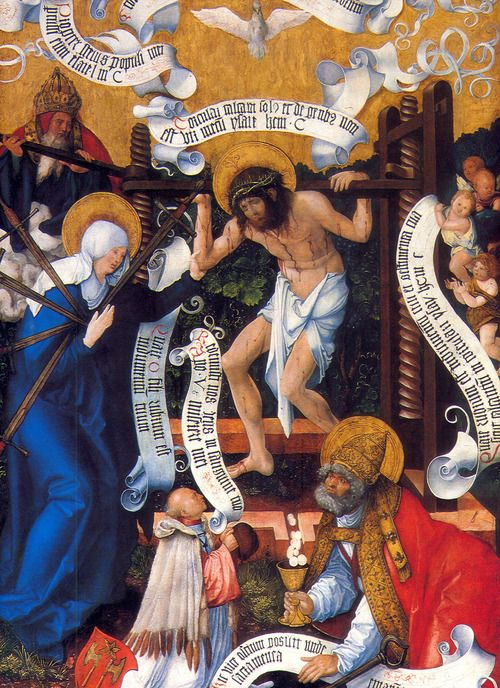 an analysis of the christian art Colors in christianity in christianity, color symbolism is primarily used in liturgical decorations (banners, vestments, etc) and to a lesser degree in christian art.