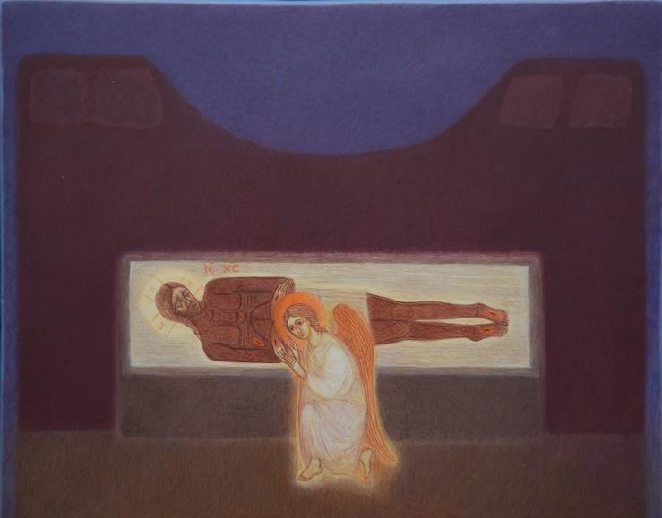 Entombment by Anna Kopec-Gibas