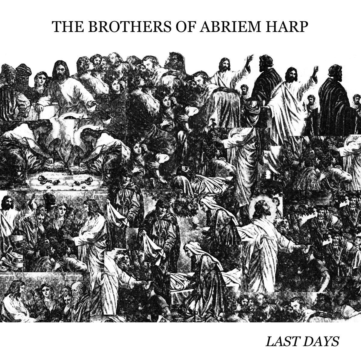 Last Days album cover