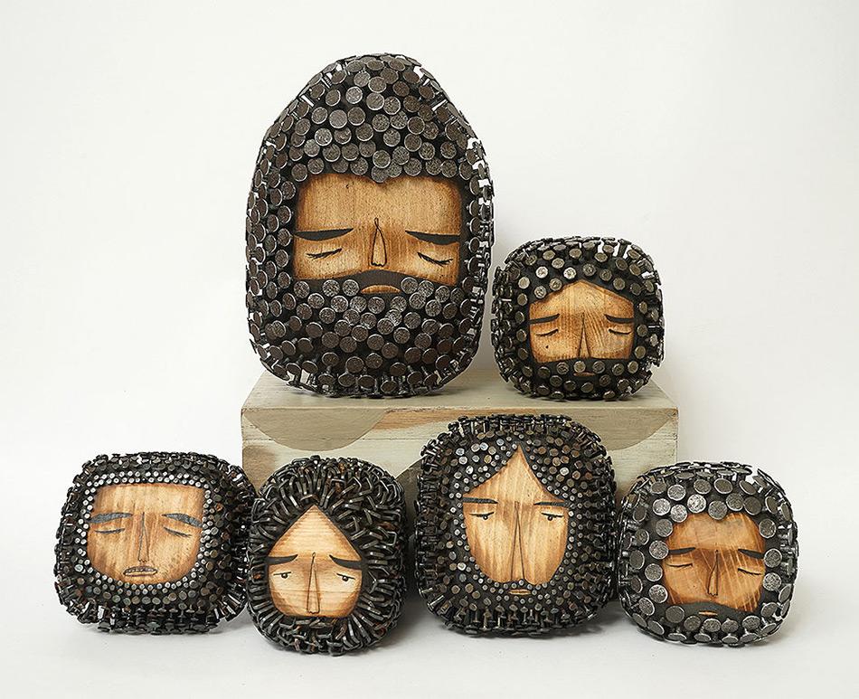 Nailheads by Jaime Molina
